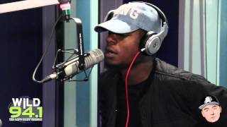 Mick Jenkins DESTROYS Freestyle over classic Common beat w/ Bootleg Kev
