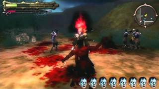 Undead Knights Game Sample - PSP