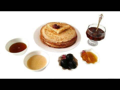 Русские Блины Старинный простой рецепт блинов