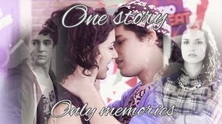 Naty y Maxi || One story, one love, only memories.