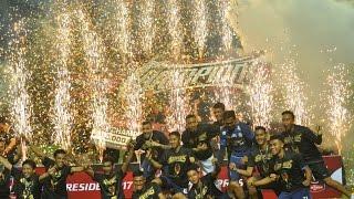 MERINDING ! Begini Suasana Suporter Arema Di Stadion Pakansari Bogor