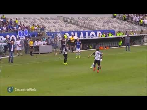 Gols De Cruzeiro 2 X 1 Atl Tico Narra O R Dio Itatiaia YouTube