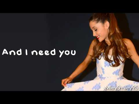 Ariana Grande - Daydreamin' (with lyrics)