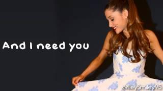 Repeat youtube video Ariana Grande - Daydreamin' (with lyrics)