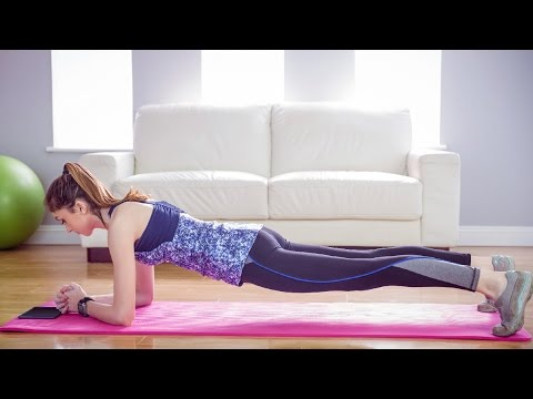 Weightloss and fitness with 30 days of fitness - Day 13 -  Plank Workout