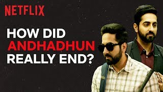 Andhadhun's Ending Explained | Netflix India