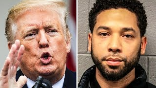 Hate Crimes Surging Under Trump But Media Is Obsessed With Jussie Smollett