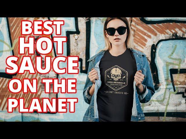 Robb Originals Hot Sauce, Gift Box Set and Individual Hot Sauces