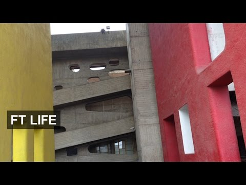Le Corbusier's model city of Chandigarh | FT Life