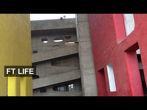 Le Corbusier's model city of Chandigarh   FT Life