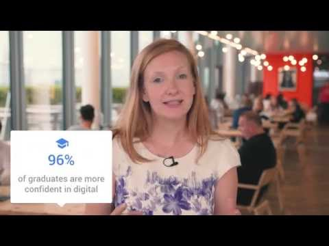 Squared Online - the digital marketing leadership course developed with Google