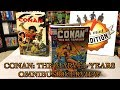 Conan The Barbarian: The Marvel Years Omnibus Volume 1 Overview