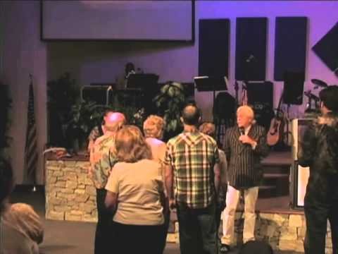 June 17, 2013  Healing service with Billy Burke