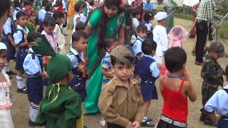 Devansh Tyagi in K D International School Meerut