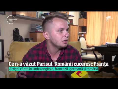 Doi români cuceresc Franţa cu talentul lor! Maya şi Mario cântă la metrou în ritmuri de rap ro