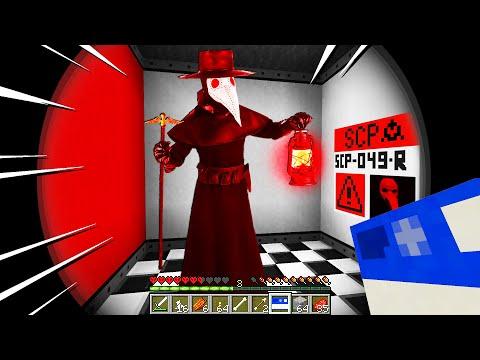 NON FARTI CURARE DA QUESTO DOTTORE!! - Minecraft SCP 049 ROSSO