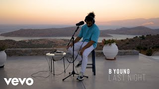 B Young - Last Night (Live Acoustic)