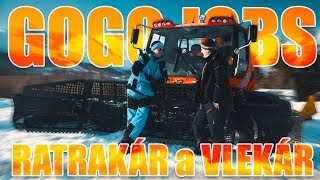 """Práca """"snow"""" - GoGo Jobs │ RATRAKÁR A VLEKÁR"""