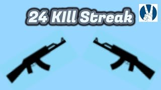 Gats.io- Shooter Game INVINCIBLE KILL STREAK
