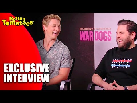 War Dogs Exclusive Interviews (2016)