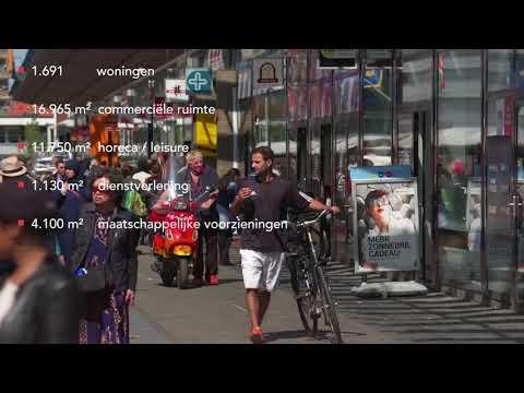 Amsterdam Osdorpplein wordt Centrum Nieuw West