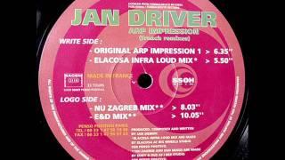 Jan Driver - Arp Impressions (Original Arp Impression 1)