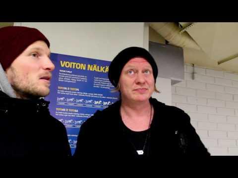 Jaajo Linnonmaa ja Janne Korpi kertovat kevään Elitloppet-risteilystä.
