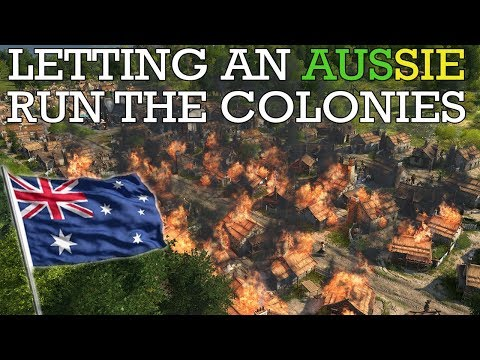 Why You Shouldn't Let an Aussie Run the Colonies - Anno 1800 |