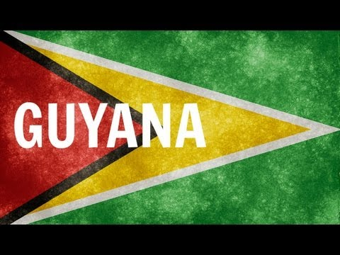 ♫ Guyana National Anthem ♫