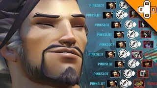 When the Ult hits JUST right - Overwatch Funny & Epic Moments 501