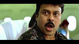 Chiranjeevi  Funny Counters to Balakrishna Best Dialogues ||  Telugu Latest Comedy Spoofs