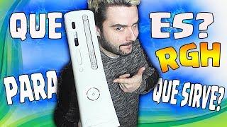 QUE ES Y PARA QUE SIRVE EL CHIP RGH EN XBOX 360 JUEGOS GRATIS POR USB-9BRITO9