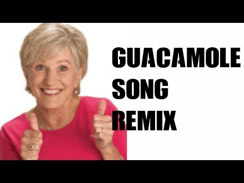 GUACAMOLE SONG REMIX| HarryHazza4