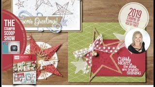 2019 Stampin' Up Holiday Catalog Mega-Share Kick Off with 70+ ideas - Epi 85