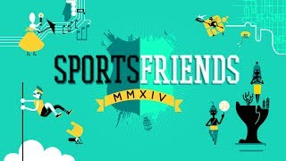 Sports Friends - Super Pole Riders