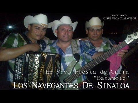 "Los Navegantes de Sinaloa - En Vivo Batamote  ""Disco Completo"""