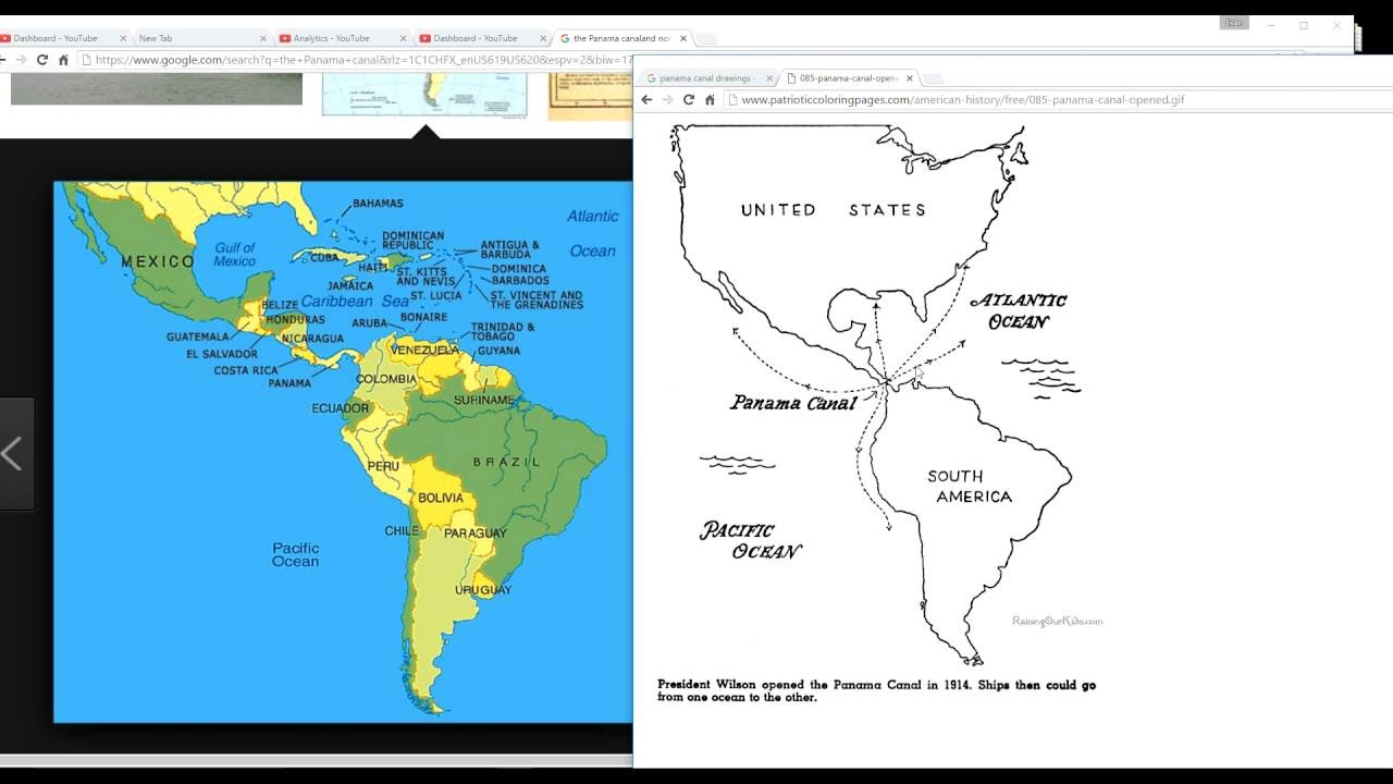 The mandela effect the panama canal ran east to west in another the mandela effect the panama canal ran east to west in another reality please vote 28 youtube gumiabroncs Choice Image