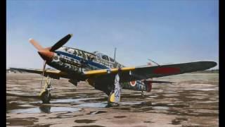 カラーでみる日本の歴代戦闘機