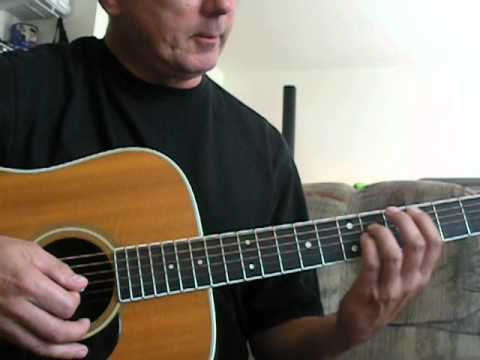 Wild Thing L shaped power chords