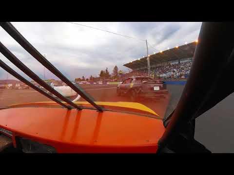 Evergreen Speedway Stinger 8's #41 Jim P 5/19/2018