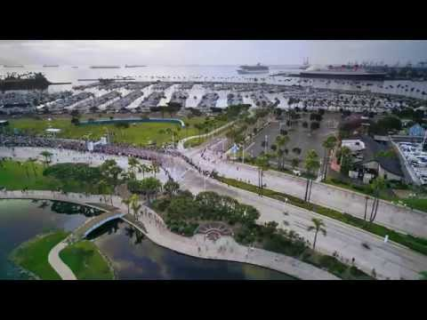 Downtown Long Beach (Official Promotional Video)
