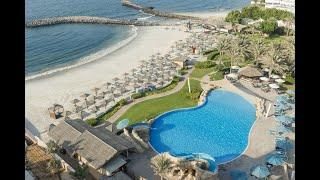 Самый первый отель в Шардже Coral Beach Resort Sharjah