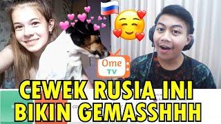 BIDADARI ASAL RUSIA 😍 - OME. TV RUSIA