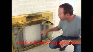 Section 8 Investing Tips (Fireplace)