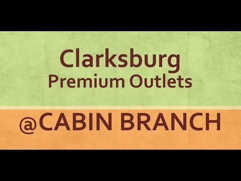Clarksburg Premium Outlets At Cabin Branch For Clarksburg