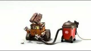WALL∙E Meets a Vacuum Vignette