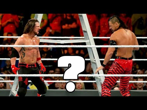 AJ VS. SHINSUKE AT MANIA? SHOULD THE NEW DAY EVER BREAK UP? (Going In Raw MAT CHAT Ep. 3)