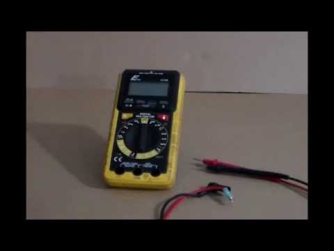 etek multimeter review youtube rh youtube com etek multimeter 10711w manual Etek Digital Multimeter Users Manual