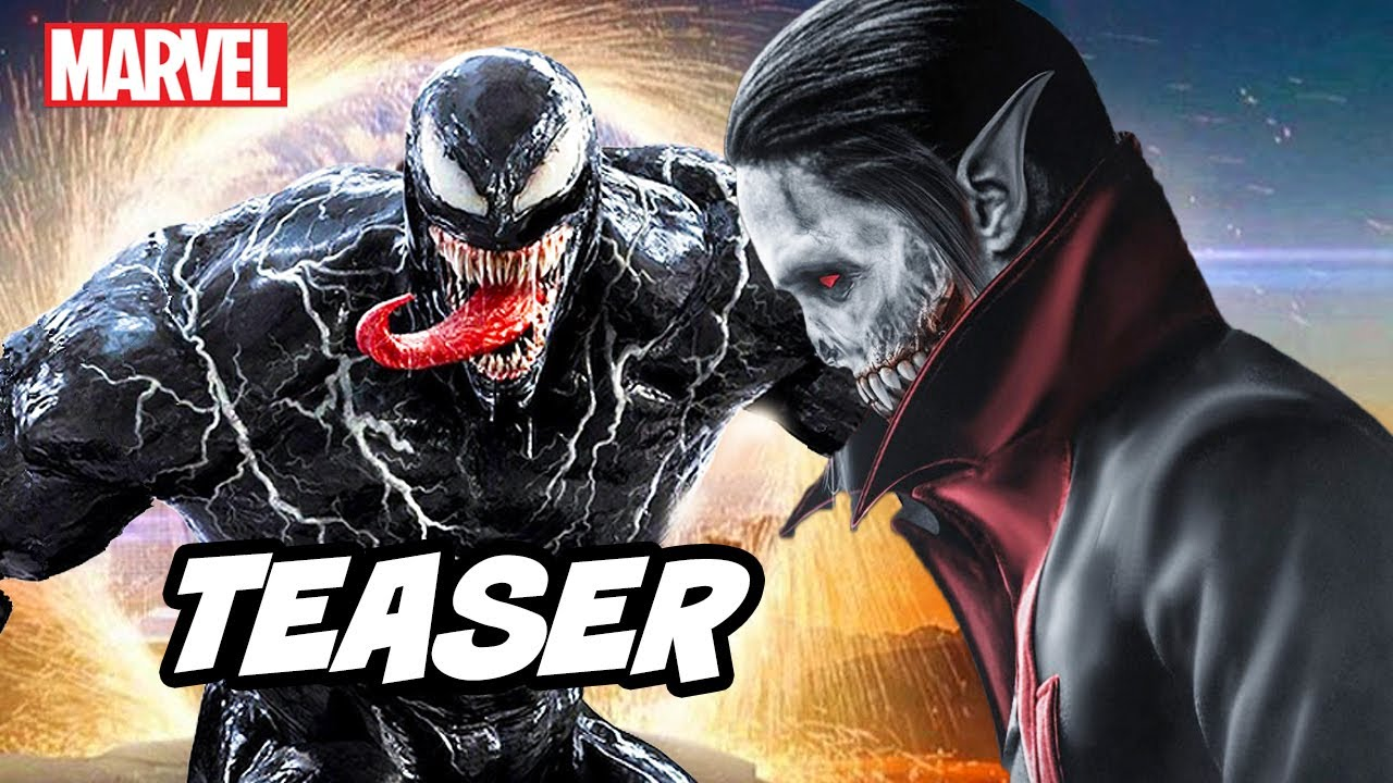 Morbius's first trailer introduces the living vampire into the Spider ...
