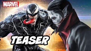 Download Venom Morbius Teaser Breakdown - Marvel Spider-Man and Deleted Scenes Mp3 and Videos